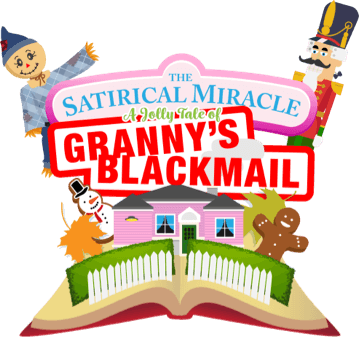 The Satirical Miracle: A Jolly Take of Granny's Blackmail - image