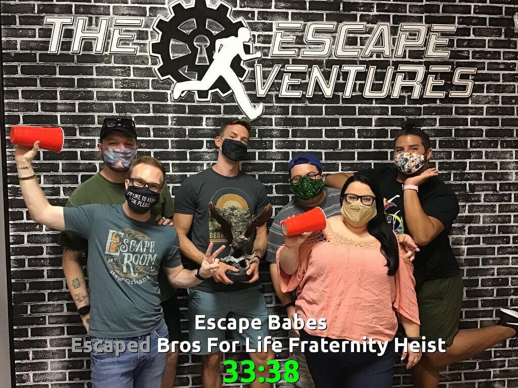 The Escape babes